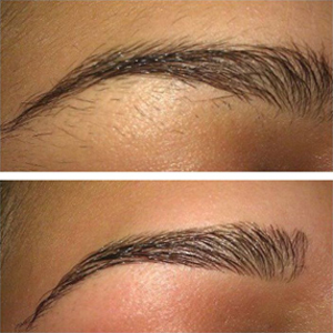 Eyebrow Shaping Southsea and Chichester